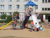 Кого ждёт детская площадка?