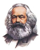 встретились мадам Тюссо и Карл Маркс